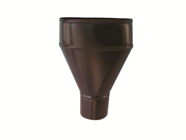 imbuto centrale testa di moro 80 mm bacinella