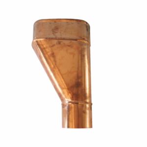 imbuto laterale rame da 80 mm