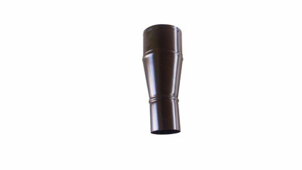riduzione colore marrone testa di moro 80-60 mm