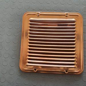 griglia rame 230x230 mm