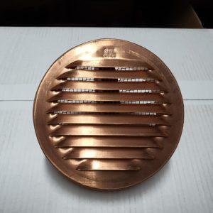 griglia rame da 120 mm