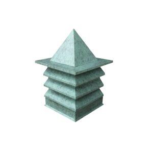 comignolo verde roof