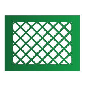 modello rombo verde